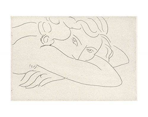 e Buried in Arms, 1929 by Henri Matisse, Art Print Poster 14