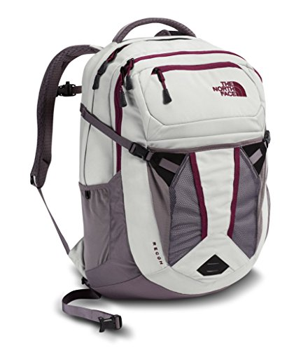 The North Face Women's Recon Backpack - Vaporous Grey Light Heather/Rabbit Grey - One Size