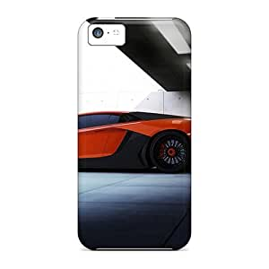 Maria N Young Fashion Protective Lamborghini Aventador Limited Edition Case Cover For Iphone 5c