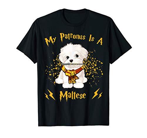 My Patronus is a Maltese Dog Christmas - Womens Maltese