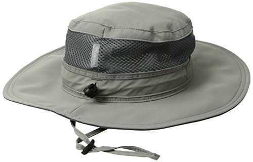 Columbia Unisex Bora Bora II Booney Hat, Moisture Wicking Fabric, UV Sun Protection