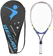 Jhua Tennis Rackets for Adults, Toddler Kids Tennis Racket 23 Inch JuniorTennisRacquet with Racket Cover Bag