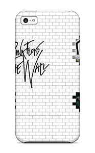 Hxy Scratch-free Phone Case For Iphone 5c- Retail Packaging - Pink Floyd