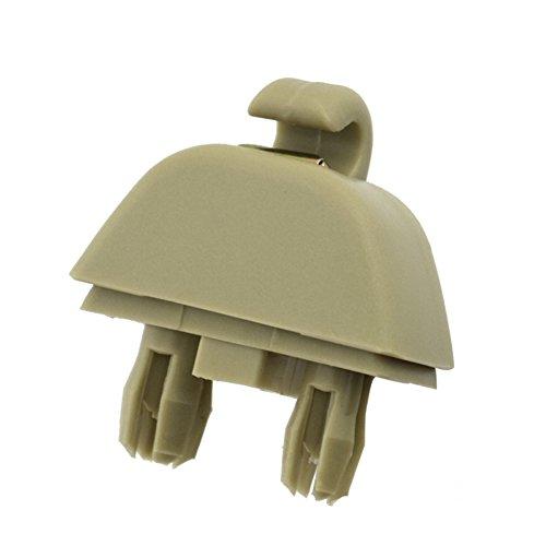 runmade-beige-interior-sun-visor-hook-clip-cover-bracket-for-for-audi-a6-c6