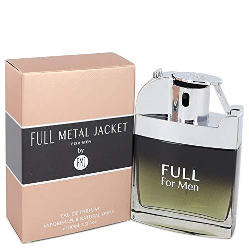 Full Metal Jacket Full Cologne for Men 3.3 Oz / 100 Ml Eau De Toilette Spray