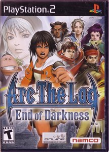 Arc the Lad: End of Darkness
