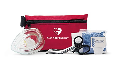 Philips HeartStart AED Defibrillator Fast Response Kit (Philips Fast Response Kit)