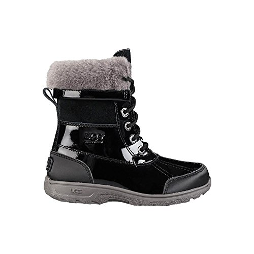 Youth Black Patent Footwear - 5