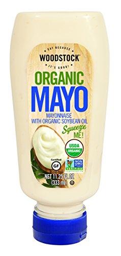 Woodstock Farms Organic Mayo Squeezable, 11.25 oz