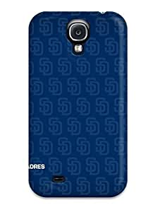 Snap-on San Diego Padres Case Cover Skin Compatible With Galaxy S4