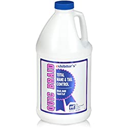 exhibitor's Quic Braid For Total Mane & Tail Control Refill 64 Ounce