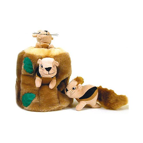 Outward Hound Hide-A-Squirrel Dog Toys 410MXgLoD1L
