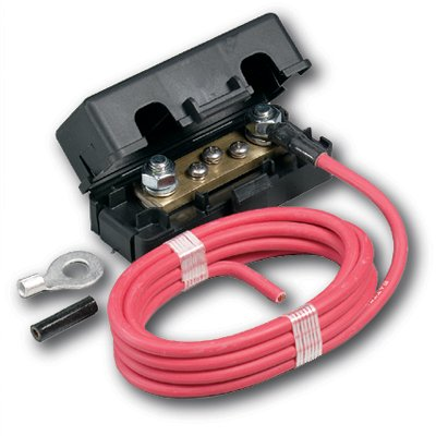 amazon com power junction block automotive rh amazon com 110 Block Wiring 110 Block Wiring