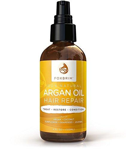 Foxbrim Argan Hair Repair Serum