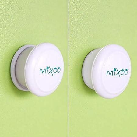 Magnetic Cupboard Locks 16 Locks /& 3 Keys for Children,Mixoo Child /& Baby Safety Door Locks