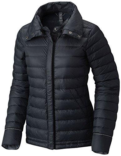 - Mountain Hardwear Women's PackDown Jacket Black Medium