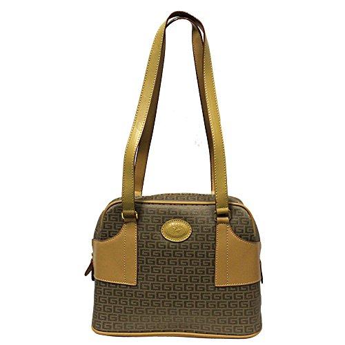 Luigi - 81228brn, Bolsos mochila Mujer, Marrón (Brown), 10.5x22.5x28.5 cm (W x H L)