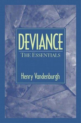 Deviance: The Essentials