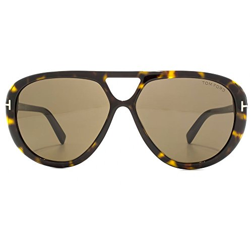Tom Ford Sonnenbrille Marley (FT0510) havanna dunkel