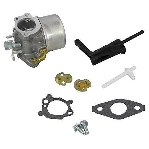 Carburetor for Craftsman Garden Troy Bilt Sears Tiller Intek 206 5.5HP Briggs & Stratton Intek 190 6HP Engine