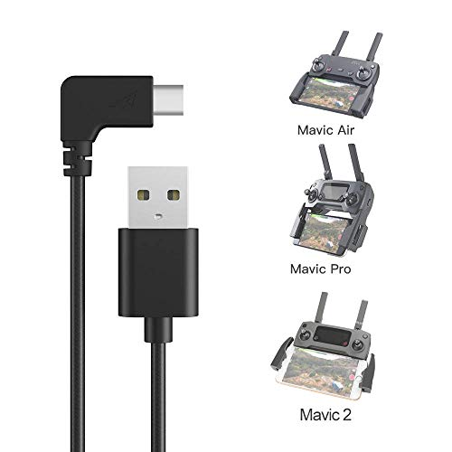 RCstyle Type-C to USB Cable for Mavic Pro,DJI Phantom/ Inspire Series
