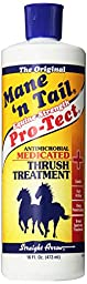 Straight Arrow Mane N Tail Pro Tect Thrush and Hoof Treatment for Horse