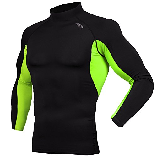DRSKIN UV Sun Protection Long Sleeve Top Shirts Skins Tee Rash Guard Compression Base Layer UPF 50+