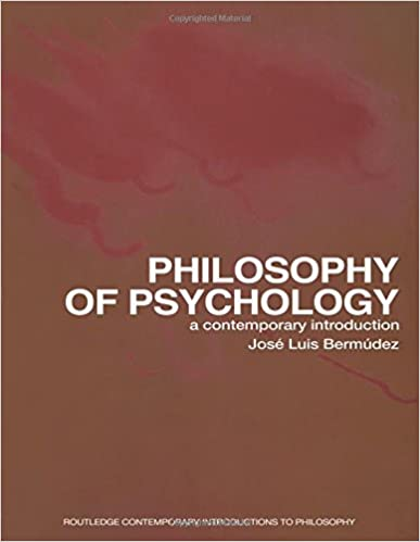Philosophy of Psychology: A Contemporary Introduction