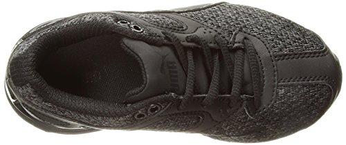 Puma PUMATazon 6 Knit Kids - Tazon 6 Knit Kinderschuhe Unisex-Kinder Asphalt-puma Black