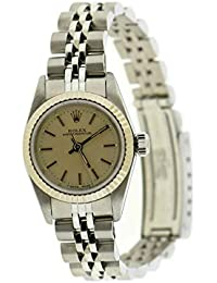 Oyster Perpetual Automatic-self-Wind Female Watch 67194 (Certified Pre-Owned)