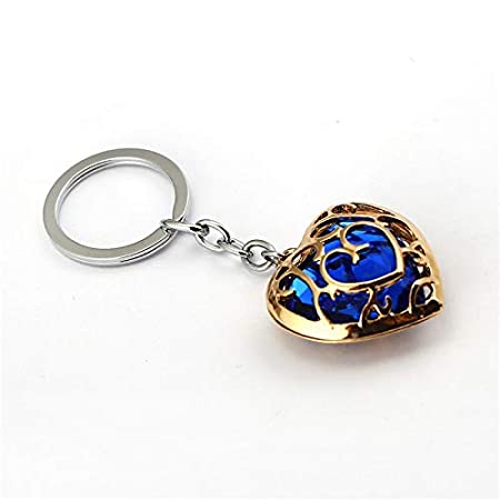Amazon.com : Key Chains - Game The Legend of Zelda Keychain ...