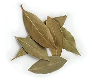 Frontier Co-op Organic Bay Leaf, Whole, 1 Pound Bulk Bag