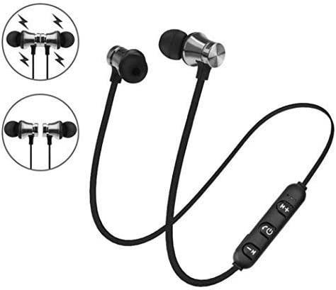 Zippem Bluetooth Headphones Waterproof, Wireless Earbuds Sport, Richer Bass HiFi Stereo in-Ear Earphones Noise Cancelling Headsets