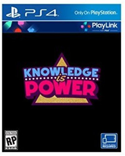 Knowledge is Power – PlayStation 4