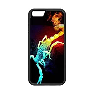 "ALICASE Diy Hard Cover Case Of Scorpion for iPhone 6 (4.7"") [Pattern-1]"