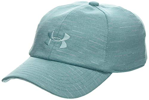 Under Armour Space Dye Renegade Cap, Azure Teal//Neo Turquoise, One Size Fits All
