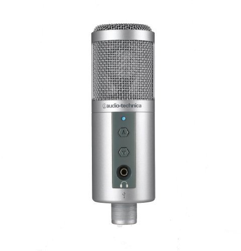 Audio-Technica ATR2500-USB Cardioid Condenser USB Microphone from Audio-Technica