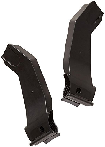 Joolz Geo2 Lower Car Seat Adapter, Black