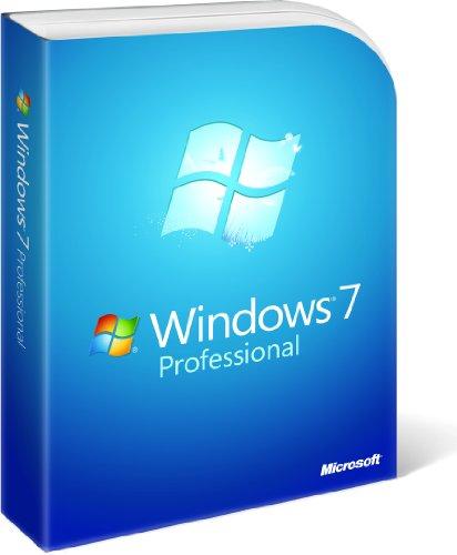 Windows 7 Professional DVD + License
