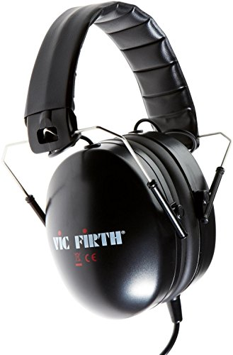34bd11eeae7 Vic Firth Stereo Isolation Headphones. - Import It All