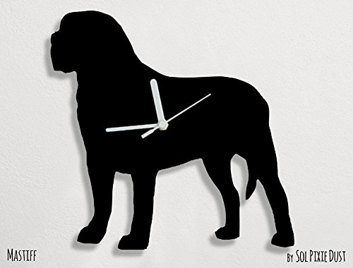 Mastiff Dog - Wall Clock