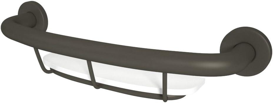 Shampoo Shelf Grab Bar Chrome 18