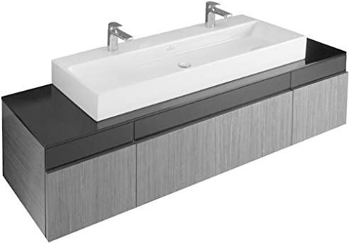 Villeroy & Boch Waschbecken MEMENTO 120x47cm für Möbel für 2 1 ...
