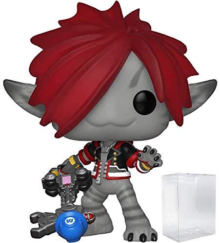 Funko Pop! Disney: Kingdom Hearts 3 - Sora (Monster's Inc.) Vinyl Figure (Includes Pop Box Protector Case) ()