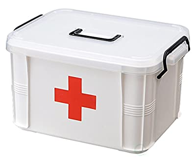 Basicwise QI003213 Small First Aid Medical Kit, by Quickway Imports