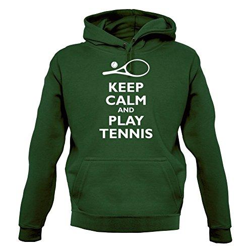 Sweat pull Calm Vert Unisex Couleur Foncé 12 Keep Play And Tennis qdRwnXXC4