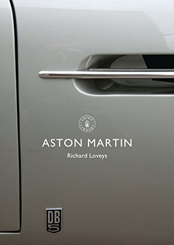 Aston Martin (Shire Library) (Aston Martin Series)