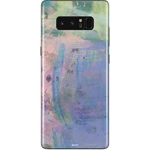 Abstract Art Galaxy Note 8 Skin - Rose Quartz & Serenity Abstract | Skinit Art Skin