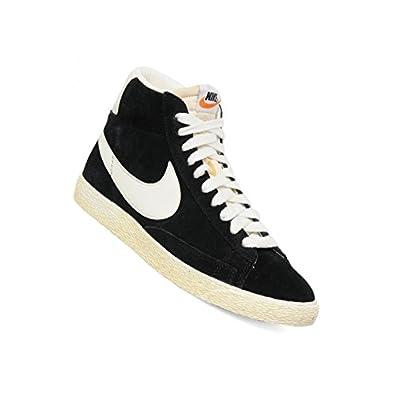 Nike Baskets Blazer High Vintage Noir 375722.001 Noir
