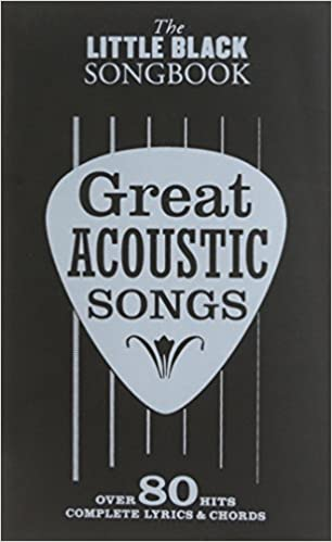 Little Black Songbook: Great Acoustic Songs